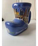 Chicago Christkindlmarket Boot Mug 2911 Picasso Skyline German Mart Souv... - $11.37