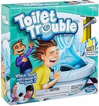 Hasbro Games Toilet Trouble Multicolor - $21.78