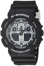 Casio G-Shock GA100BW-1A Men's Wrist Watch - $66.20
