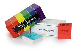 The Gayme: An LGBT Party Game - $38.78