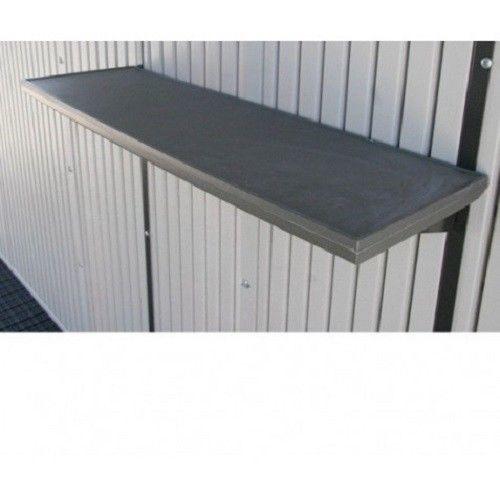 Lifetime Sheds 7x5 Plastic Storage Shed Kit w/ Floor (60057)