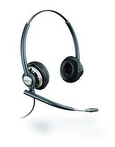 Polycom Plantronics Headset EncorePro binaural (HW720N) - ₨13,217.63 INR