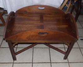 Mahogany Butler Coffee Table  (CT160) - $399.00