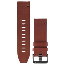 Garmin(R) 010-12496-05 fenix(R) 5S QuickFit(TM) Leather Watch Band (22mm... - $117.54