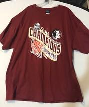 Florida State Seminoles NCAA ACC tournament 2012 Men's T-Shirt - Size 2XL - $14.80