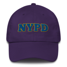 nypd yankees hat / nypd yankees / Cotton Cap image 3
