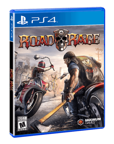 Road Rage (Sony PlayStation 4, 2016 New) PS4 Video Game