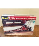 Revell  Lori Johns' Jolly Rancher Rail Dragster 1/25 scale Kit #7496 F/S... - $32.95