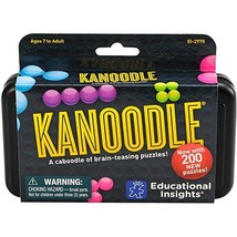 Educational Insights Kanoodle - Brain Twisting Solitaire Game - $24.95