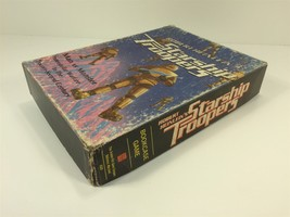 Robert Heinlein's Starship Troopers Bookcase Game Avalon Hill 1976 Strategy - $24.99