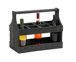 Deco 79 45891 45891 Wine Holder,  Black - $60.56
