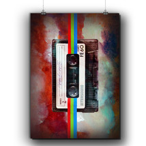 Old Tape Cassette Music Fashion Matte/Glossy Poster A0 A1 A2 A3 A4   Wel... - $7.99+