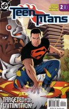 Teen Titans # 2 (Targeted for Termination) [Paperback] [Jan 01, 2003] DC... - $4.14