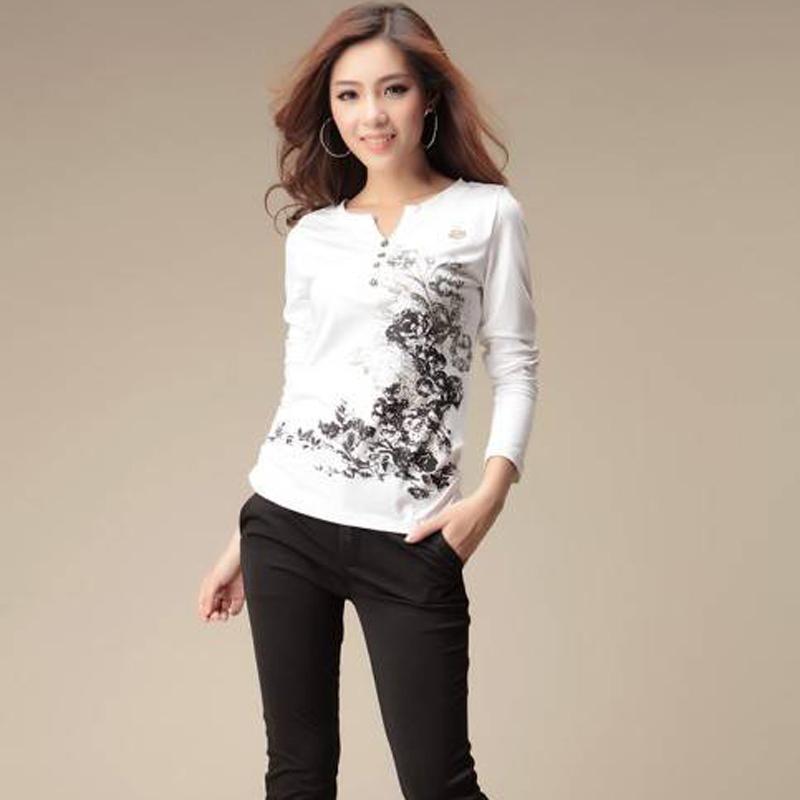 Tee Shirt Femme Graphic Tees Women Tshirt Womens Tops Fashion 2018 Cotton T Shir image 2