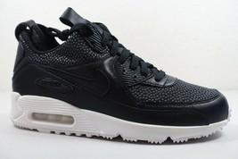 size 40 b9e5b 5a498 HOMME Nike Air Max 90 Sneakers Tech Chaussures Noir Blanc 728741 002 -  99.22