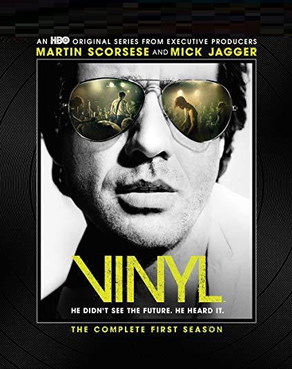 Vinyl The Complete First Season [Blu-ray]