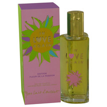 Yves Saint Laurent In Love Again Fleur De La Passion Perfume 3.3 Oz EDT Spray image 5