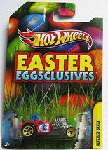Hot Wheels Easter Eggsclusives Altered State Pink New 2012 Near-Mint/MOMC - $2.27