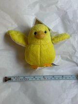ganz webkinz lil kinz yellow canary bird plush w Code Card • Used Doll Toy Cute image 11