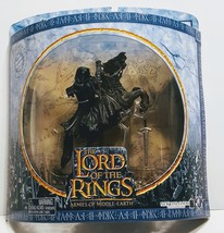Ringwraith Warriors and Battle Beasts Lord of the Rings Battle Scale Fig - $20.00