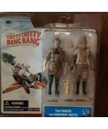 Chitty Chitty Bang Bang Two Pack Figure Toy Maker & Grandpa - $26.10