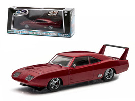 """Dom\'s 1969 Dodge Charger Daytona Maroon \""""Fast and Furious 6\"""" Movie (2... - $29.88"""