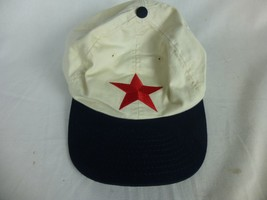 Detroit Tigers Vintage-style Baseball Cap Red Star Turn Back Clock Red Star - $19.00