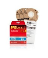 Filtrete 67726 Eureka AS Vacuum Bags (3-Pack)-- (Package Of 5) - $38.46