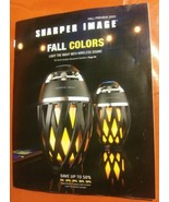 SHARPER IMAGE Mail-order CATALOG FALL PREVIEW 2020 67 PGS. CLEAN SMOKE-F... - $3.95