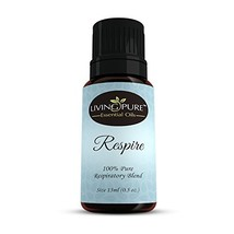 #1 Respiratory Essential Oil & Sinus Relief Blend - Supports Allergy Relief, Bre