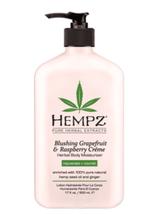 Hempz Limited Edition Blushing Grapefruit & Raspberry Moisturizer, 17oz