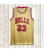 Michael Jordan #23 Chicago Bulls Jersey Special Edition Double Stitched ... - $29.99