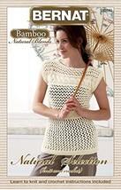 Spinrite Bernat Knitting and Crochet Patterns, Natural Selection, Bamboo - $25.99