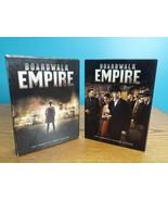 Boardwalk Empire DVD Season 1 & 2 10 discs in all, good condition - $7.91