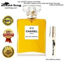 CHANEL N°5 Eau de Parfum 5mL travel size - $11.39