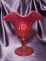 2002 Fenton Museum Collection Red Glass - $44.55