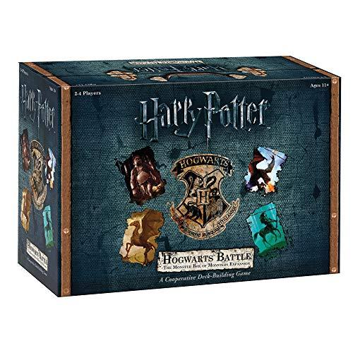 USAOPOLY Hogwarts Battle - The Monster Box of Monsters Expansion Card Game - $31.36