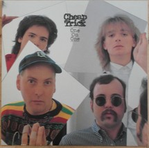 Cheap Trick One On One 1982 Vinyl LP Epic Records FE 38021 - $12.19