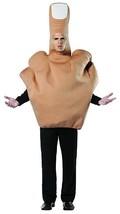 Rasta Imposta Middle Finger Flipping The Bird Adult Mens Halloween Costume 6133 - $47.89