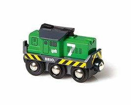 BRIO 33214 Freight Battery Engine | Toy Train for Kids Age 3 and Up - $34.15