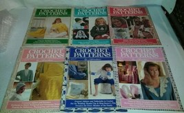 Worsted 8 Throws Vol 3 Herrschners Crochet//Knit PATTERN//INSTRUCTIONS//NEW