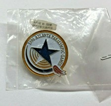 Vintage New in Package 1996 Atlanta Paralympic Games Olympic Trading Lap... - $4.00
