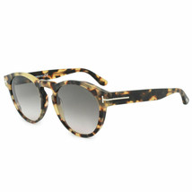 Tom Ford Sunglasses Margaux-02 FT0615 55B 52 Oval Sunglasses - $445.50