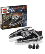 LEGO Star Wars 9500 Sith Fury-class Interceptor – NIB! - $297.00