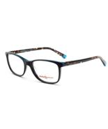 Etnia Barcelona Eyeglasses Arnhem 15 Eyeglass Frames Havanna Turquoise - $159.95