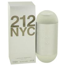 212 Eau De Toilette Spray (new Packaging) 2 Oz For Women - $57.72