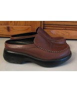 Dansko SHOES Brown Leather Clogs Woman's  36 / 6 Super Nice - $16.82