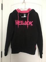 REEBOK Women's Sweat Zip Up Hoodie Sz S ActiveWear Jacket MultiColor  - $86.40