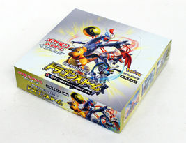 JAPANESE Pokemon Champion Road SM6b + Dragon Storm SM6a Booster Boxes Sun & Moon image 7