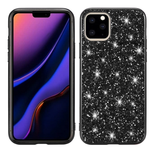 Glitter Powder TPU Case for iPhone 11 Pro image 1